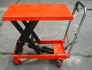 Xe nâng mặt bàn WP300 Meditek giá rẻ tphcm